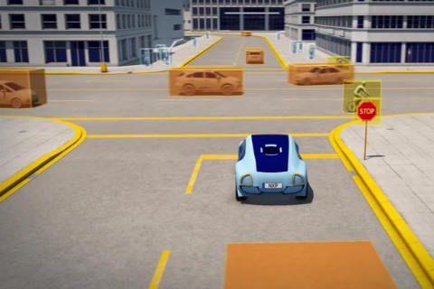 NXP launches autonomous vehicle platform | SDC360