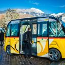 Self-driving bus, PostBus