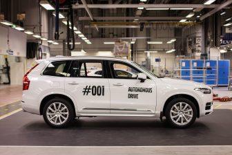Drive Me, autonomous driving experiment